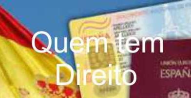 Dupla Cidadania Espanhola – quem tem direito